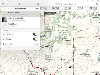 Gaia GPS & Gaia GPS Premium