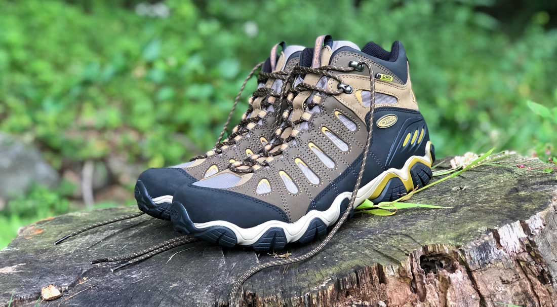 ccb9d2bc2aa Oboz Sawtooth Mid BDry Waterproof Hiking Boots Review