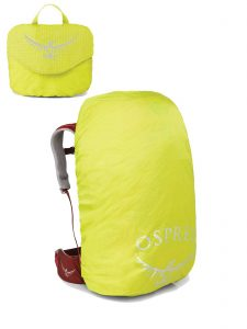 Osprey Talon 33 Backpack High Visibility Rain Cover