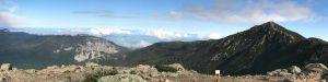 Franconia Ridge Trail Panorama