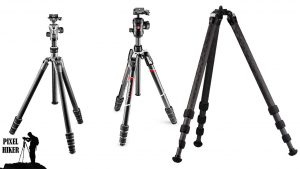 BEST CARBON FIBER TRAVEL TRIPODS 2019