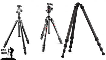 BEST CARBON FIBER TRAVEL TRIPOD 2019