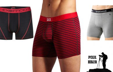 Picture of the 3 Best Hiking Underwear for Men 2019