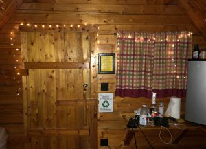 KOA Campground Cottage Interior