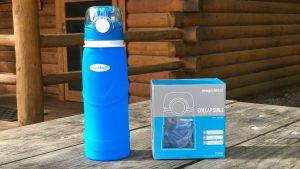 Magiclocci Collapsible Water Bottle 750ml Review