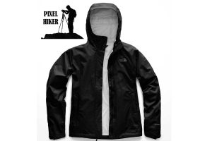 The North Face Women's Venture 2 Jacket TNF Black