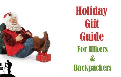 Christmas Holiday Gift Guide For Hikers and Backpackers