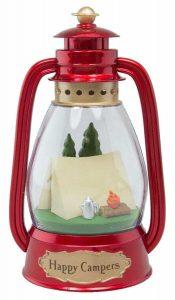 Hallmark Keepsake 2016 Happy Campers Lantern Ornament