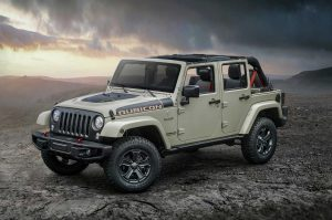 2018 Jeep Wrangler JK Unlimited Rubicon Recon