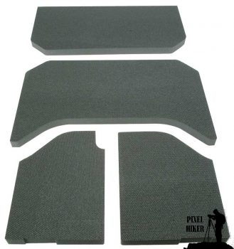 Boom Mat Jeep Wrangler Sound Deadening Headliner