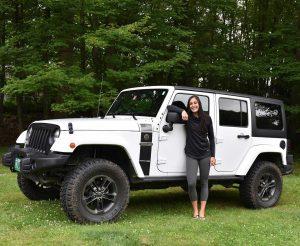 Erins Jeep Wrangler Freedom Edition Oscar Mike 2018