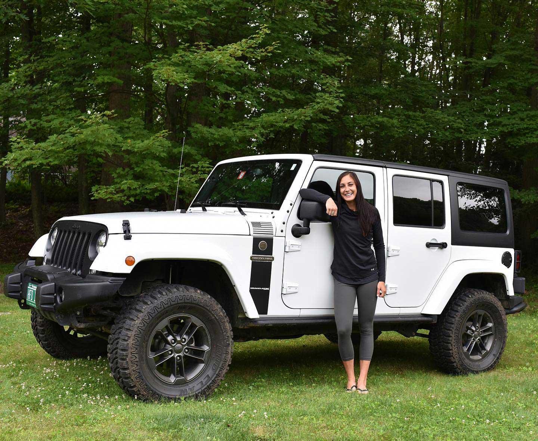 Jeep Wrangler Freedom Edition Oscar Mike 2018