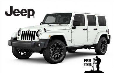 Jeep JK Wrangler Unlimited Altitude Edition 2018