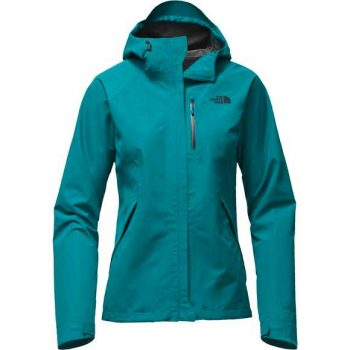 Womens North Face Dryzzle Jacket