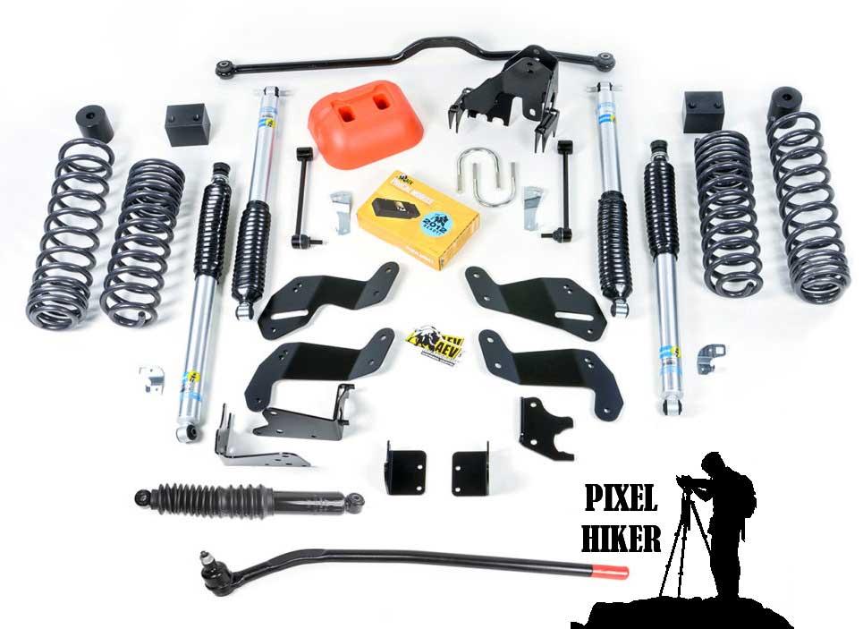 Best Jeep Lift Kit For Me! AEV 3 5 DualSport SC Lift Kit