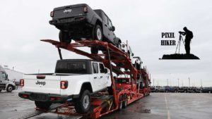 New 2020 Jeep Gladiator Begins Shipping