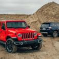 2020 Jeep Gladiator vs 2019 Toyota 4Runner