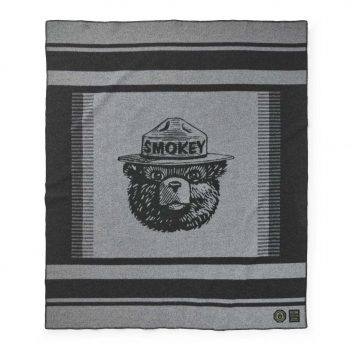 Filson Smokey Bear Blanket