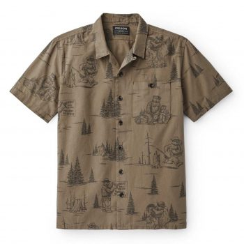 Filson Smokey Bear Camp Shirt