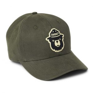 Filson Smokey Bear Cap