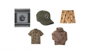 Filson Smokey Bear 75th Birthday Collection