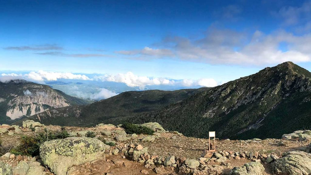 Franconia Ridge Loop Panorama Crop 02